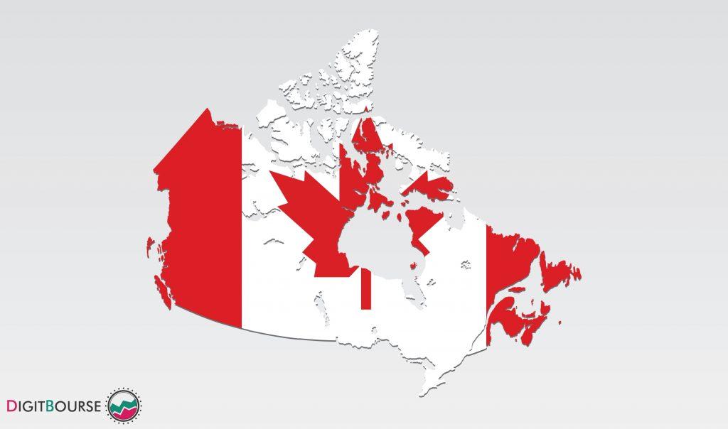 کانادا تغییرات اقتصادی نقشه کانادا به فارسی