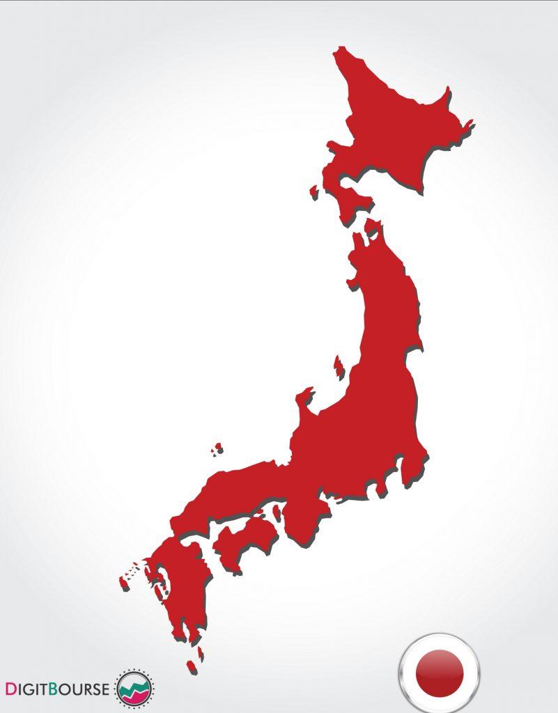 ژاپن نقشه کشور ژاپن جمعیت ژاپن